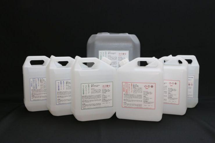 洗浄マジックとは プロ洗浄剤 業務用洗浄剤 株式会社オクタニ