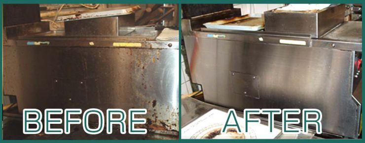外食(レストラン・食堂・給食施設・ホテル) 厨房機器の油汚れ除去 機械等油汚れ除去、建物全般の油汚れ除去、動物性油汚れ除去・植物性油汚れ除去 油汚れ除去 洗浄マジック 30シリーズ